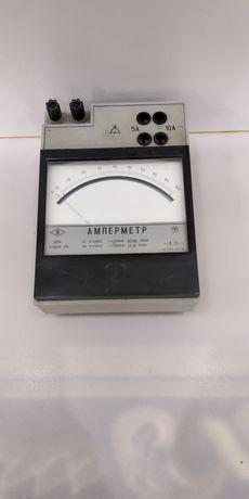 Амперметр переносной Э514