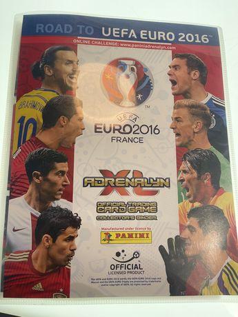 Karty Euro 2016 France