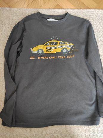 Koszulka z długim rękawem dla chłopca firmy Zara,rozmiar 128