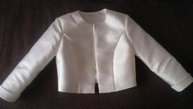 Bolerko do sukni ślubnej - Elizabeth Passion rozmiar 38