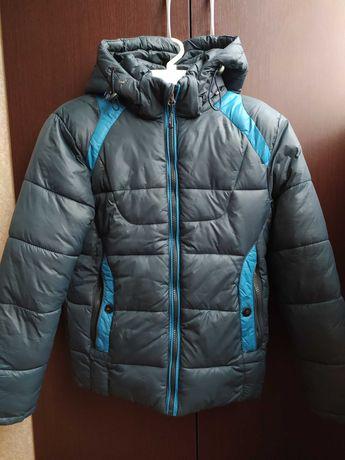 зимняя куртка на мальчика 10 лет