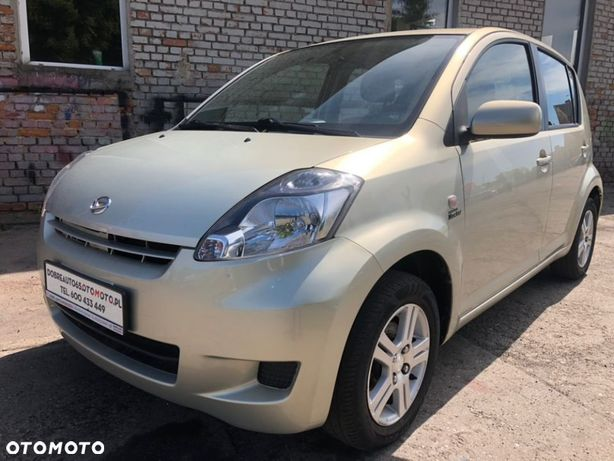 Daihatsu Sirion 1.3 PB 16V zadbany / KLIMA / opłacony