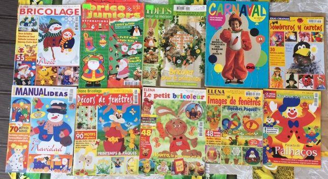 Revistas para decoração infantil