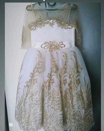 Очень шикарное платье для девочки