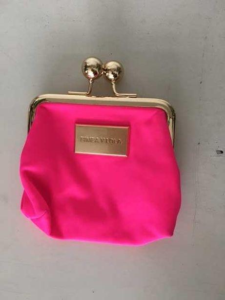 Porta Moedas rosa neon - Bimba y Lola