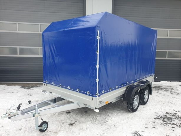 Przyczepa Przyczepka Samochodowa 350x176 750 kg S-Line ALU