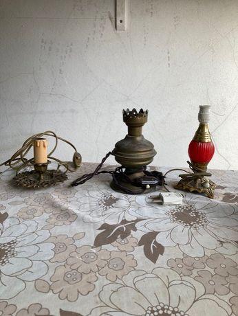 Candeeiros de mesa de cabeceira