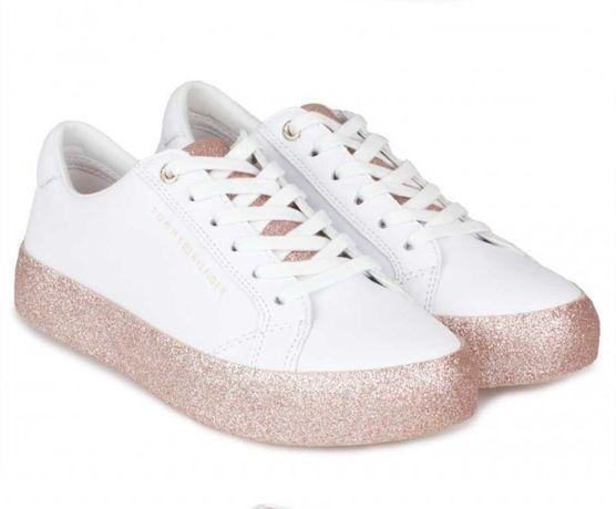 Стильные кроссовки Tommy Hilfiger