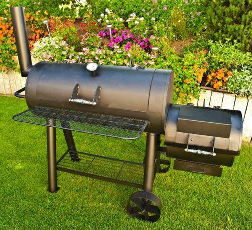 Grill węglowy EL FUEGO AY0306 ruszt 104x45cm NOWY 80Kg Solidny