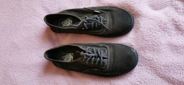 Buty vansy czarne