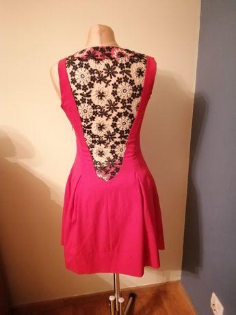 Sukienka do kolan midi Nuance oryginalna XS/S
