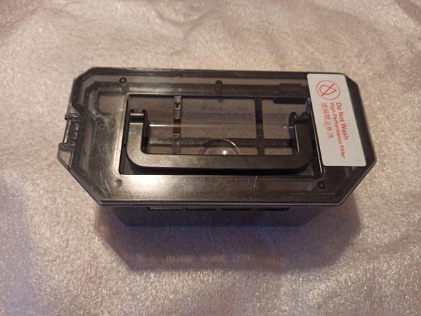 Pojemnik na kurz z filtrami ILIFE V7 V7S PRO PLUS