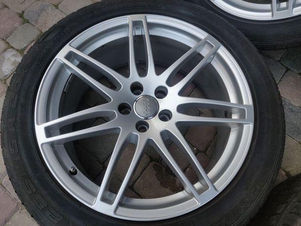 Комплект летних колес Audi SQ5 R20