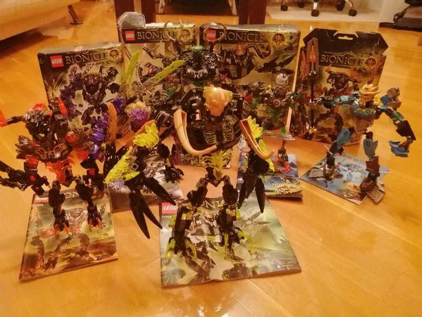 Lego Bionicle коллекция