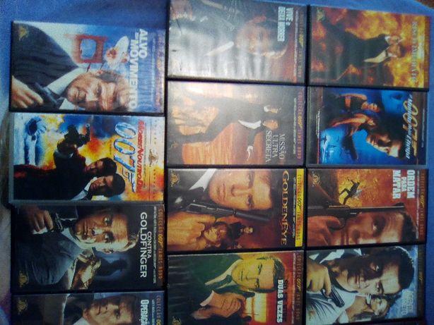 Vendo Cassetes De Video VHS Agente 007
