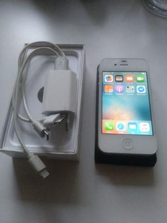 Sprzedam Iphone 4s 16GB + akcesoria
