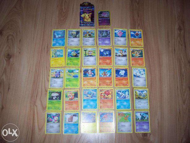 Karty Pokemon czerń i biel ( 002)