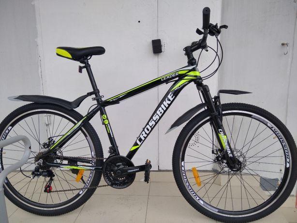 НОВЫЙ алюминиевый велосипед