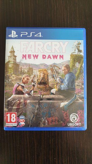 Far Cry New Dawn PL Playstation 4 (Wrocław)