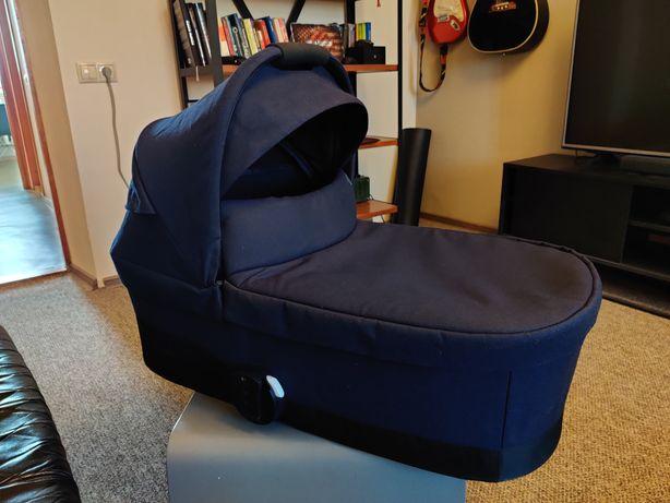 Люлька Cot S к коляске Cybex Balios S LUX 2020 цвет Navy Blue