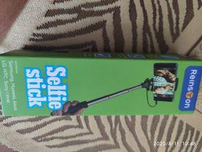 Uchwyt do selfie Reinston ESS008 Slim Selfie Stick