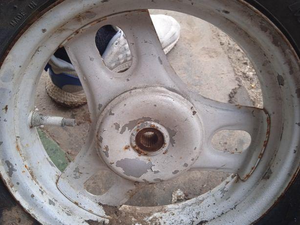 Продам колесо заднє від хонди діо