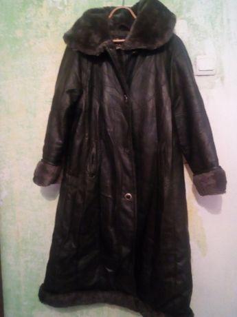 Продам дубленки,пальто большой размер 54р,56р