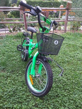Rower dziecięcy Mexler 16