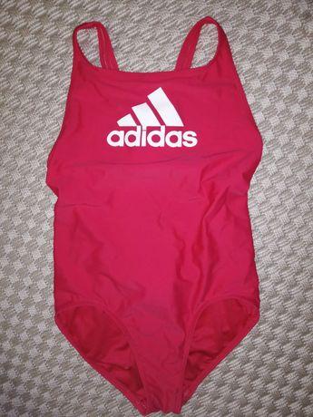 Купальник Adidas оригинал на девочку 8 - 10 лет в идеальном состоянии