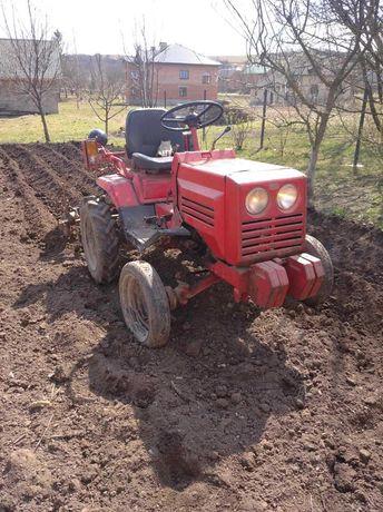 Міні трактор хтз-12