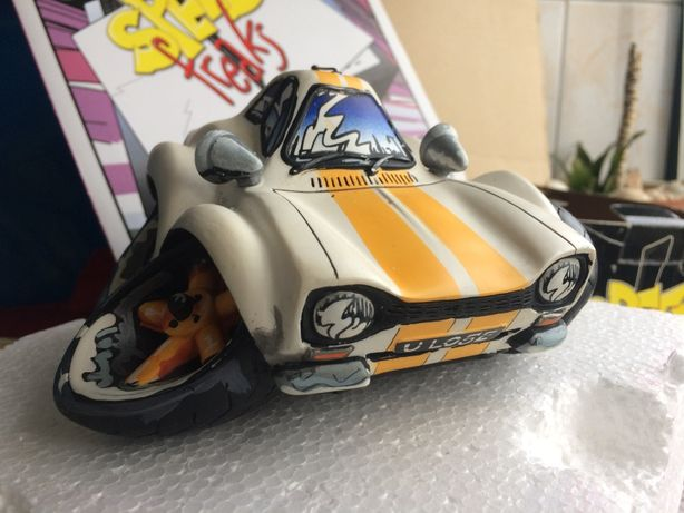 Miniatura Ford Escort RS2000 - SPEED FREAKS ( Descatalogado)