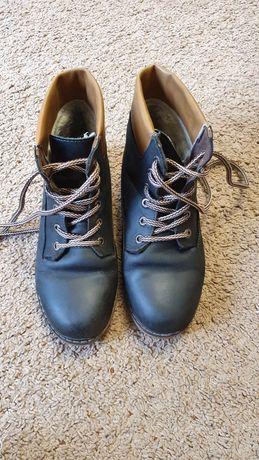 Ботинки набук 37-38 размер, подростковый