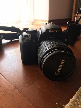 Máquina Fotográfica: CANON EOS 400D