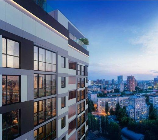 """ЖК """"High Hills"""" 5 комнатная квартира с выходом на лаунж-площадку N S4"""