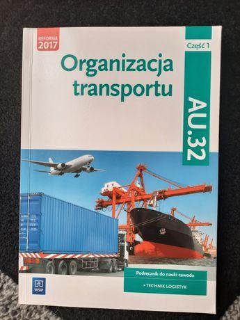 Podręcznik organizacja transportu