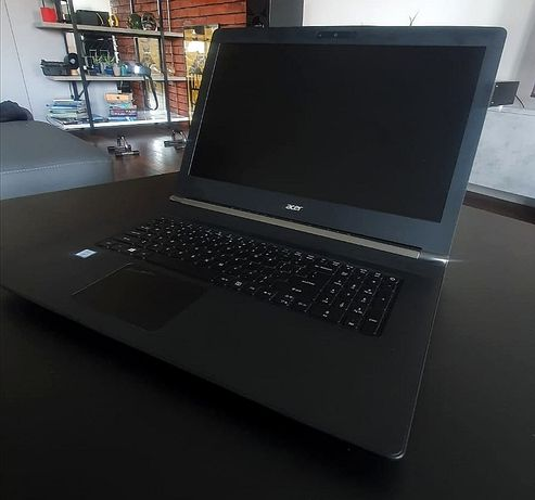 Laptop Acer Acer VN7-792G i7-6700HQ/16GB/240+1000/Win10 GTX960M FHD