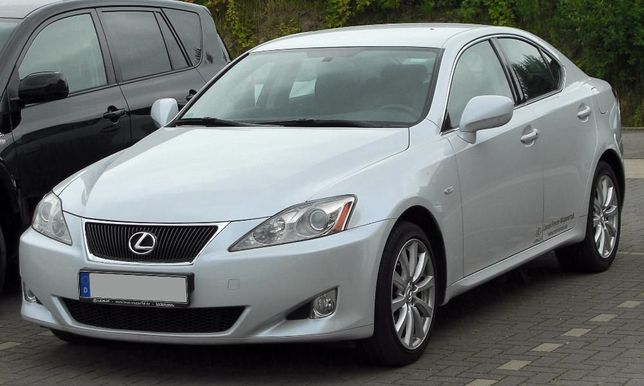 Lexus IS 2008г. на разборке