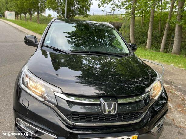 Honda CR-V Honda CR-V 1.6 I-DTEC AT Elegance Plus