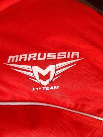 Bezrękawnik, kamizelka F1 Marussia