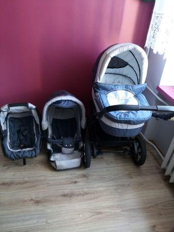 Wózek dziecięcy 3in1