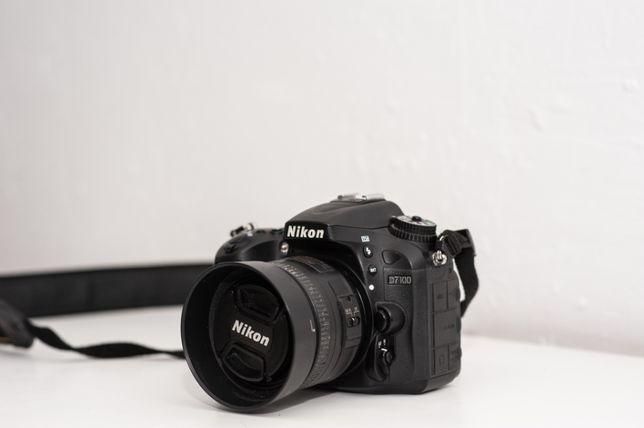 Nikon D7100 i Nikkor 35mm 1.8G