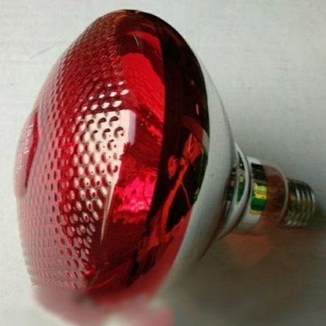 Інфрочервона лампа 500 Вт.