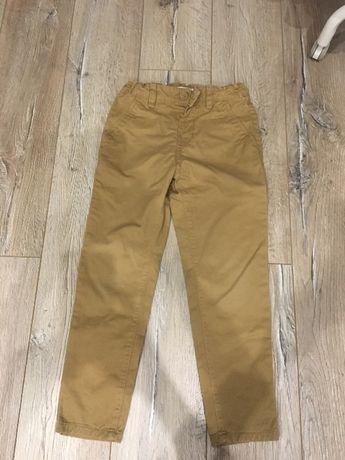 Spodnie chinos Reserved rozm 122