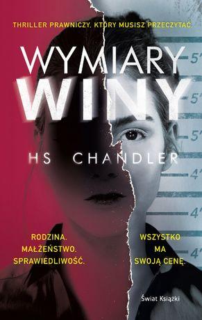 Wymiary Winy H.S Chandler