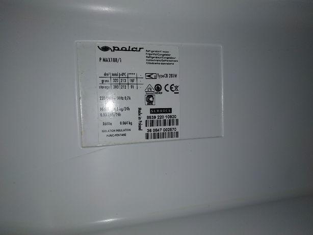 Lodówka Polar P Max 188/1 części