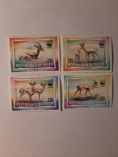 Znaczki pocztowe - zestaw 35