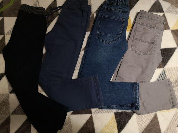 Zestaw spodni r. 116-122