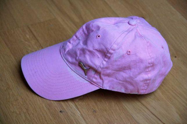 Różowa czapka z daszkiem Puma rozmiar 51-52