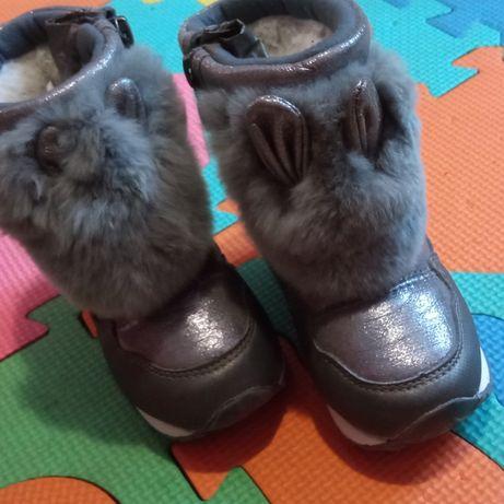 Сапожки зима Зайки Угги