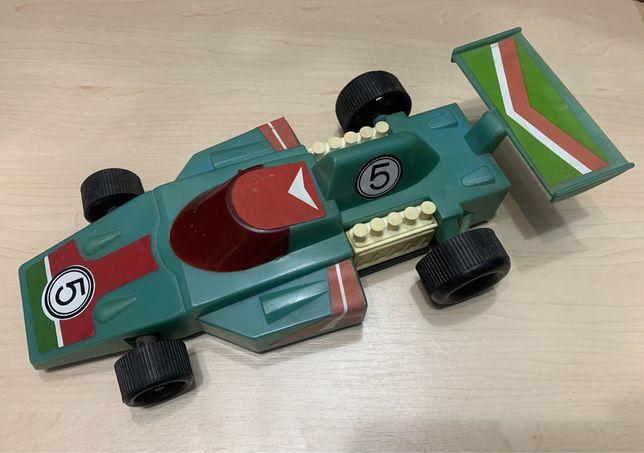 Гоночная машинка игрушки СССР
